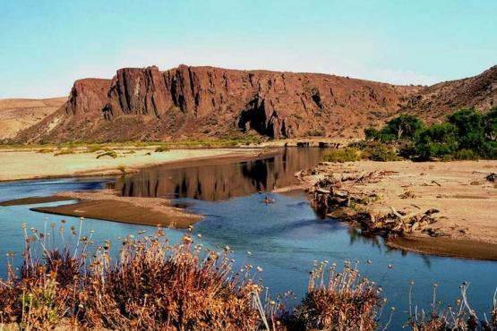 Tragedia en el Río Chubut