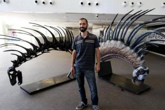 Descubren un nuevo dinosaurio en Neuquén, el Bajadasaurus