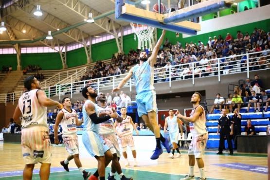 Se reencontró con la victoria en Río Gallegos. (C. G)