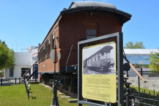 Se realizan actividades en el Vagón Histórico