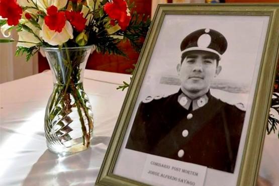 Misa a 13 años del homicidio del comisario Jorge Sayago