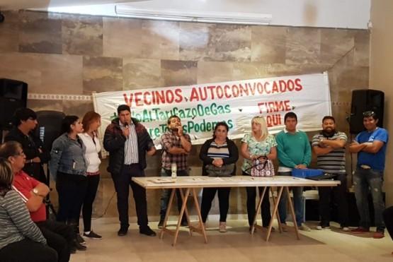 Se realizó Asamblea Provincial ante el aumento de tarifas