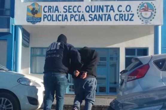 Detuvieron a otros dos individuos por varios asaltos a mano armada