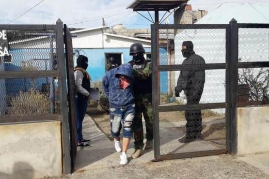 Dos detenidos por narcotráfico