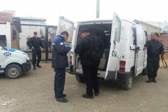 Allanan una vivienda en el San Benito: un detenido