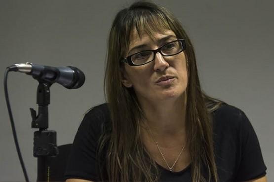 Ivana González. Jueza de la causa.