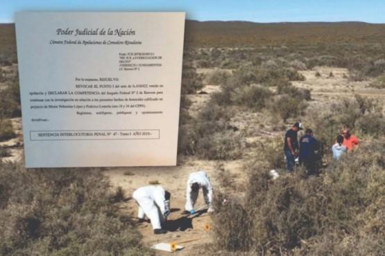 Crimen narco en Madryn: la investigación pasó a la justicia Federal