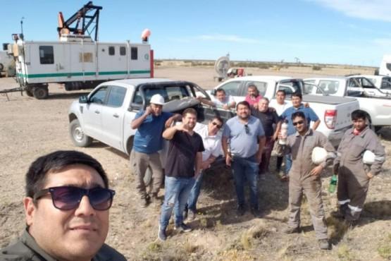 Jerárquicos recorrieron la zona norte santacruceña