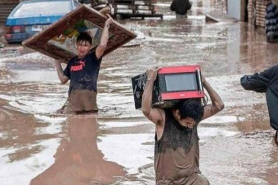Desastre en Chile: al menos una decena de muertos por el temporal