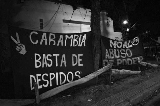 """""""La política del gobierno de Carambia es idéntica a la del Gobierno nacional""""."""