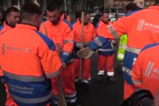 Cómo funciona el programa de Roma que pone a trabajar a los presos para mantener la ciudad