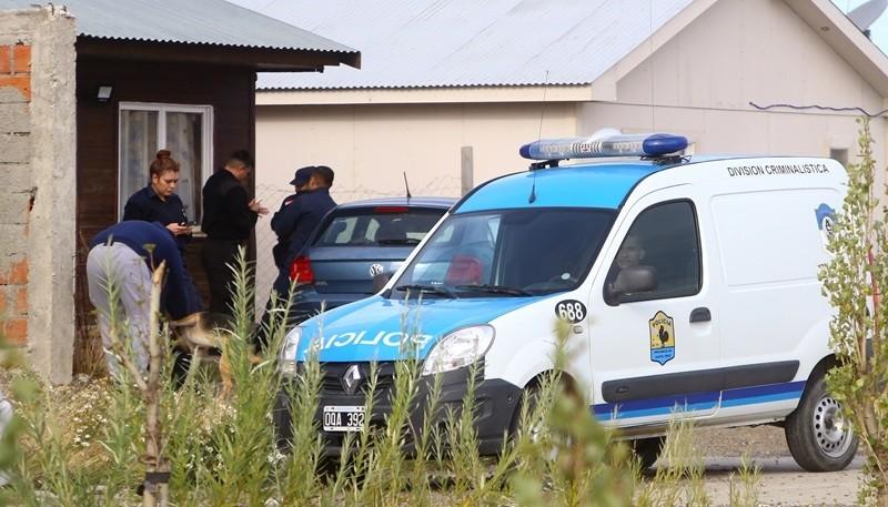 El personal de Criminalística realizó las pericias del caso. (Foto: C.G.)