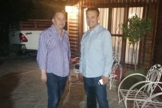 Reunión hermética entre Mac Karthy y Linares para definir candidaturas