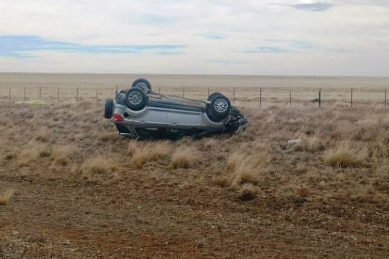 Otro vuelco fatal en ruta: una persona muerta y dos heridas