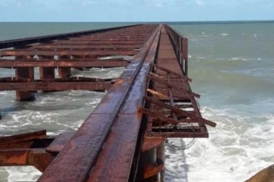 Un nene de 6 años murió tras caer al mar en una zona prohibida