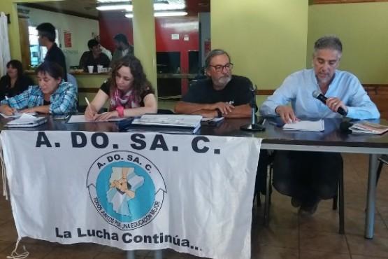 Foto Adosac Río Gallegos