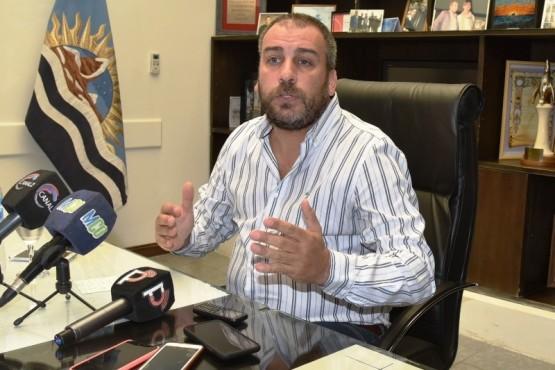 Prades confirmó que Nación traspasará al municipio de Caleta la Planta de Osmosis