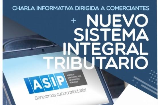 En la Cámara de Comercio la ASIP presenta el SIT