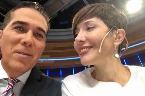 Cristina Pérez y Rodolfo Barili contaron la verdad sobre su relación