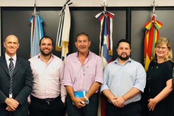 El CPE mantuvo reuniones por la certificación internacional en Educación Técnica con Canadá