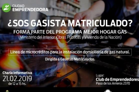 Se realizará el programa 'Mejor hogar-gas' en Río Gallegos