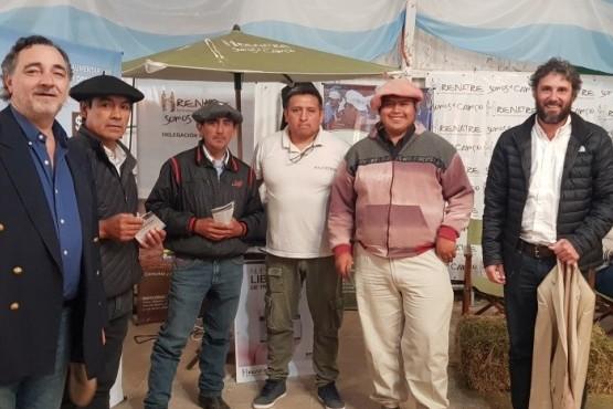 Gran participación del RENATRE en la 95° Exoposición y Feria Ganadera