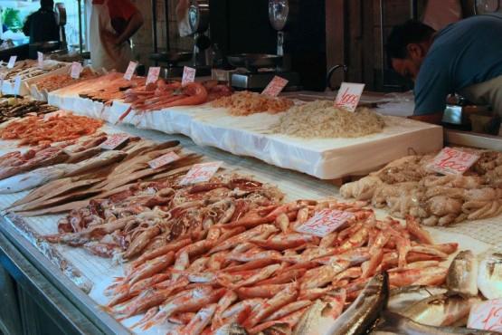 Desde el martes habrá 30% de descuentos en pescaderias