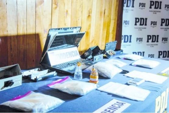 Jueces condenaron a burrero colombiano como autor de tráfico de drogas