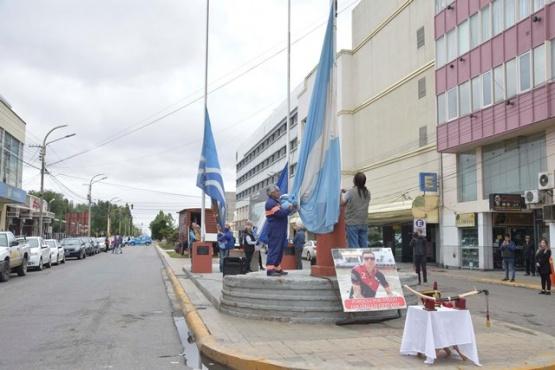 Recordaron la finalización de la gestión de Usher Blanco frente al Municipio