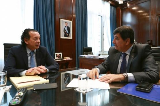 CAME trabaja la agenda productiva con el ministro Sica