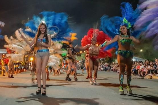 Con gran asistencia de público se desarrolló la tercera jornada de los Carnavales