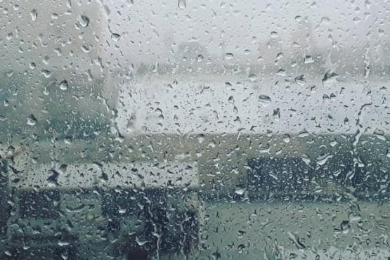 Alerta por vientos y lluvias intensas para Santa Cruz