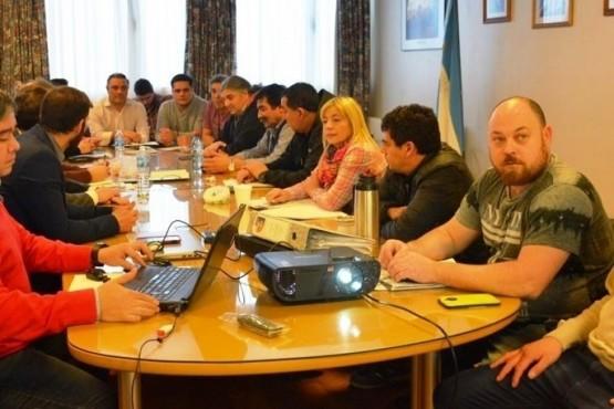Los gremios aguardan la negociación. (Foto archivo).