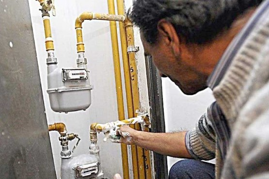 Familias podrían acceder a créditos para la instalación domiciliaria a la red de gas natural