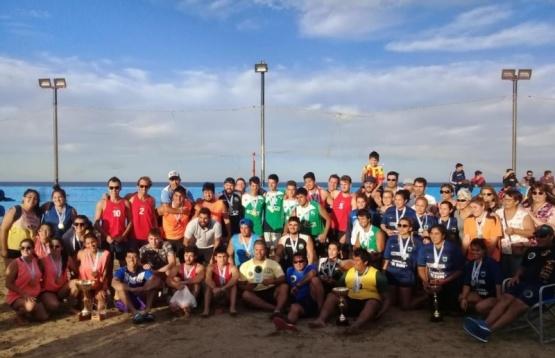 Los Nacionales de Playa ya tienen representantes santacruceños