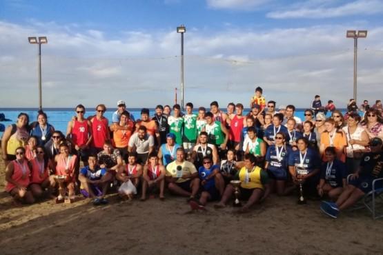 Juegos Nacionales de Playa: Santa Cruz ya tiene sus representantes