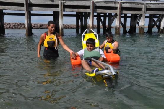 Yamana Gold donó un equipo anfibio a la Fundación Conociendo Nuestra Casa