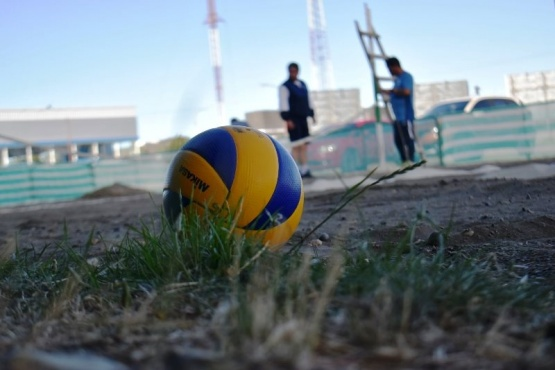 Se viene el segundo torneo de beach