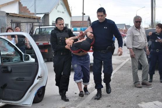 Hoy inicia el juicio a Carlos Manquecheo por robo agravado