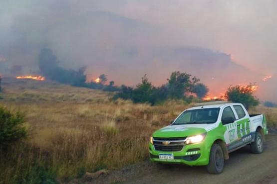 Incendio en Alto Río Corinto quemó 3.000 hectáreas y suman combatientes