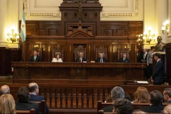 La Corte Suprema obligó al Estado a pagarle $15 mil millones a San Luis