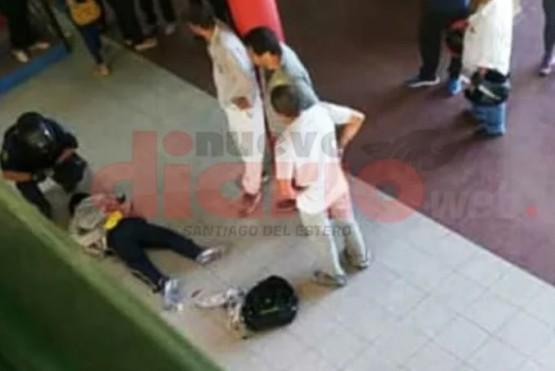 Un alumno de 14 años apuñaló a la vicedirectora de la Escuela