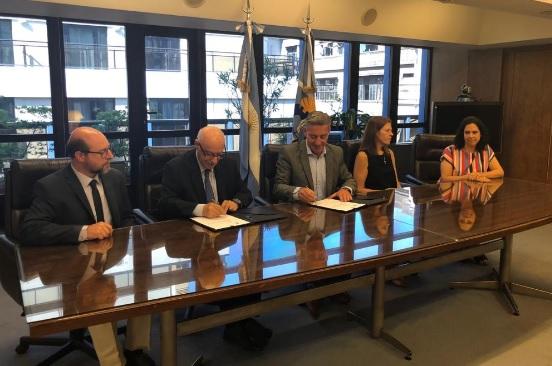 Chubut firmó con el CFI ayuda financiera para pymes afectadas por el Hantavirus