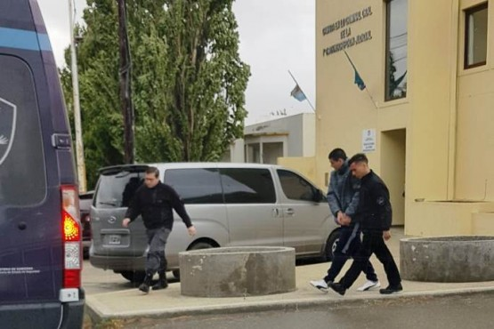 Tribunal condenó a 5 años de prisión a Manquecheo por robo