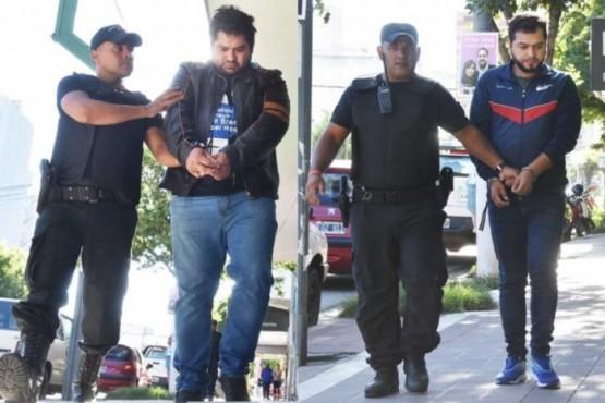 Dos detenidos en Comodoro
