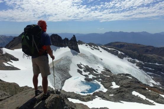 Trekking de montaña: mayor red de refugios de Latinoamérica