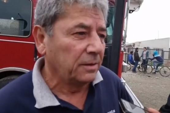 Incendio en Los Lolos: el relato del vecino que rescató a dos niñas