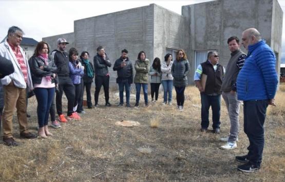Junta vecinal planteó inquietudes al Intendente