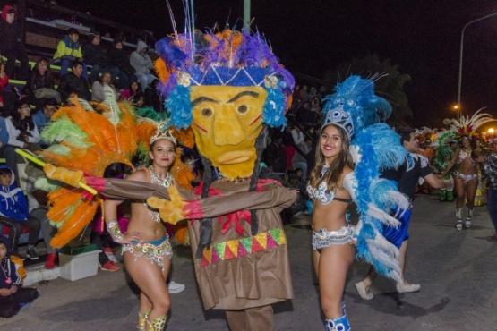 Carnavales: espectacular cierre de la edición 2019