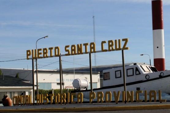 Puerto Santa Cruz apuesta al turismo mundial histórico